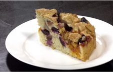 کیک میوه ای 1 226x145 - آشپزی/ طرز تهیه کیک میوه ای