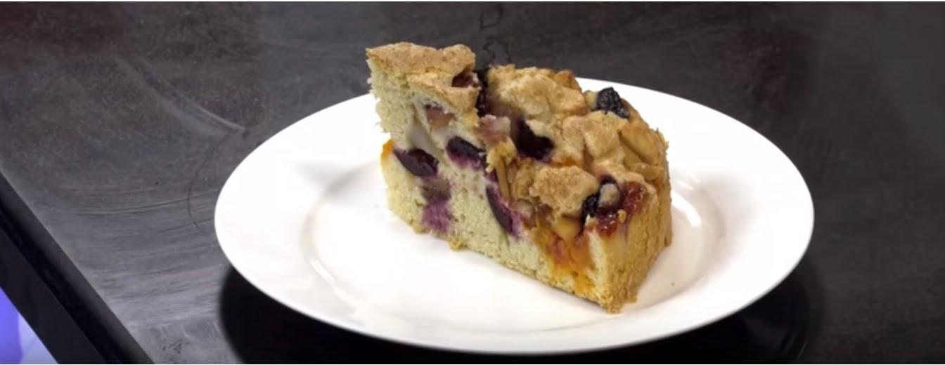کیک میوه ای 1 - آشپزی/ طرز تهیه کیک میوه ای