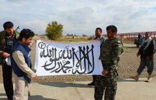 اردوی ملی طالبان 226x145 - خروج نیروهای خارجی و حضور طالبان در اردوی ملی