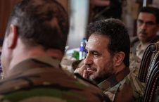اسدالله خالد 226x145 - جلسه امنیتی شبانه با حضور مقامات بلند پایه افغانستان و ناتو