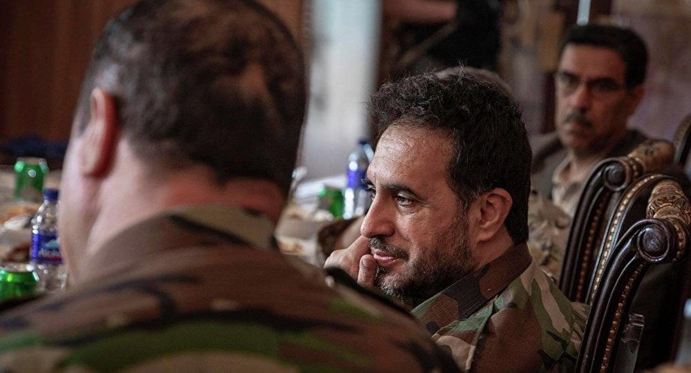 اسدالله خالد - جلسه امنیتی شبانه با حضور مقامات بلند پایه افغانستان و ناتو
