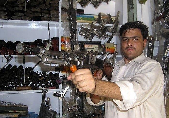 اسلحه پاکستان - سرنوشت مبهم فابریکه های سلاح های پاکستانی