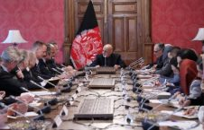 اشرف غنی 1 226x145 - تاکید رییس جمهور غنی بر تامین شفافیت در انتخابات