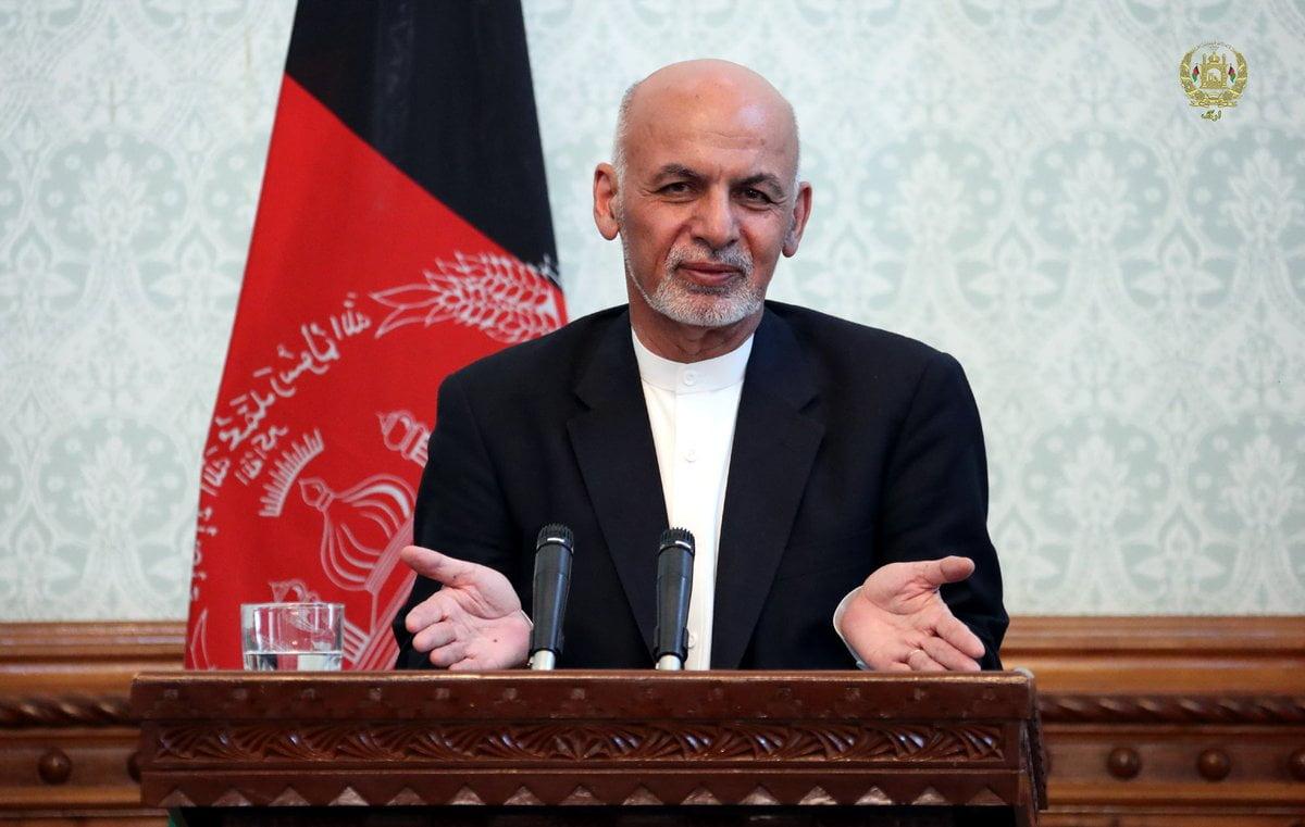 اشرف غنی - نشست رییس جمهور غنی با باشنده گان ناحیۀ پنجم شهر کابل
