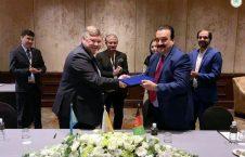 افغانستان و قزاقستان 226x145 - امضاء تفاهمنامه همکاری میان کمیته ملی المپیک افغانستان و قزاقستان