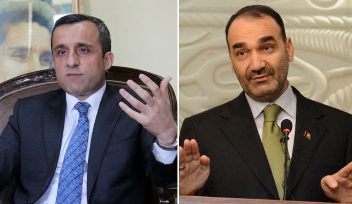 امرالله صالح عطا محمد نور