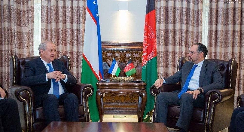 اوزبیکستان - ابراز تمایل اوزبیکستان برای میزبانی مذاکرات صلح افغانستان