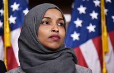 ایلهان عمر 226x145 - واکنش نماینده مسلمان کانگرس امریکا به انتقادات ترمپ