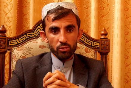 تادین خان - هشدار شدید جنرال تادین خان به طالبان