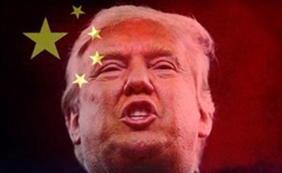 ترمپ - ترمپ: گوگل جاسوس چین است!