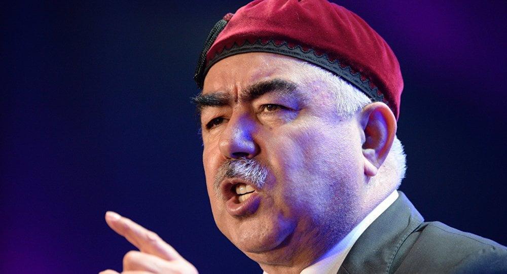 جنرال دوستم - انتقاد جنرال دوستم از ناکارآمدی حکومت در تامین امنیت