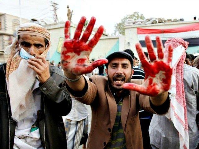 جنگ يمن - تهديد بلوچها به كناره گيری از جنگ يمن