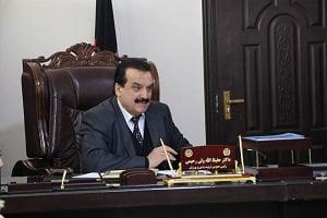 حفیظ الله ولی رحیمی - عضویت افغانستان در کمیسیون صلح و ورزش شورای المپیک آسیا