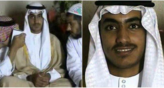 حمزه بن لادن 550x295 - جریمه سنگین عربستان برای پسر بن لادن