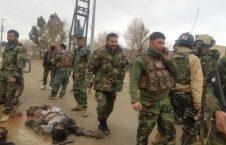 حمله طالبان هلمند 1 226x145 - تصاویری دلخراش از حمله طالبان بر پایگاه نظامی در هلمند(18+)