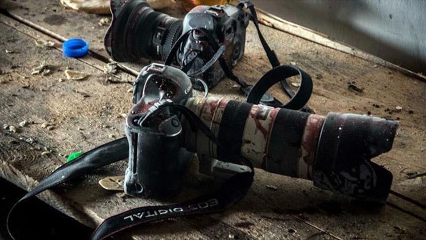 خبرنگار - داعش و طالبان؛ عاملان اصلی خشونت در برابر خبرنگاران