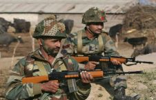 درگیری هند پاکستان 226x145 - درگیریهای مجدد میان عساکر هند و پاکستان در خط کنترول کشمیر
