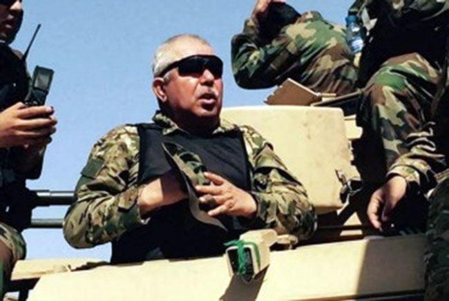 دوستم - راهاندازی یک عملیات گسترده توسط جنرال دوستم در شمال