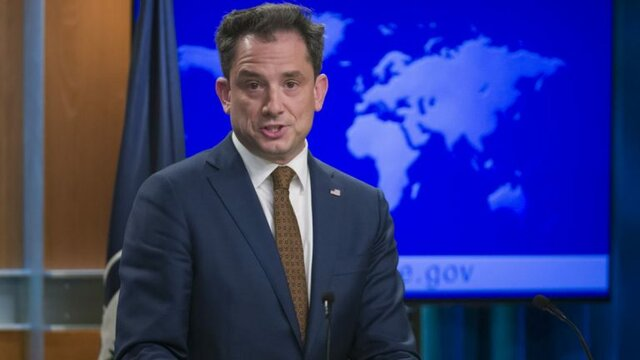 رابرت پالادینو - سخنان سخنگوی وزارت امور خارجه امریکا پس از پایان دور پنجم گفتگوهای صلح با طالبان