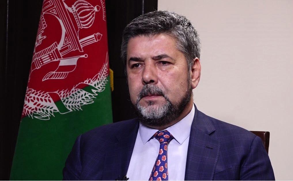 رحمت الله نبیل 1 - توصیه انتخاباتی رحمتالله نبیل به اشرف غنی و عبدالله عبدالله