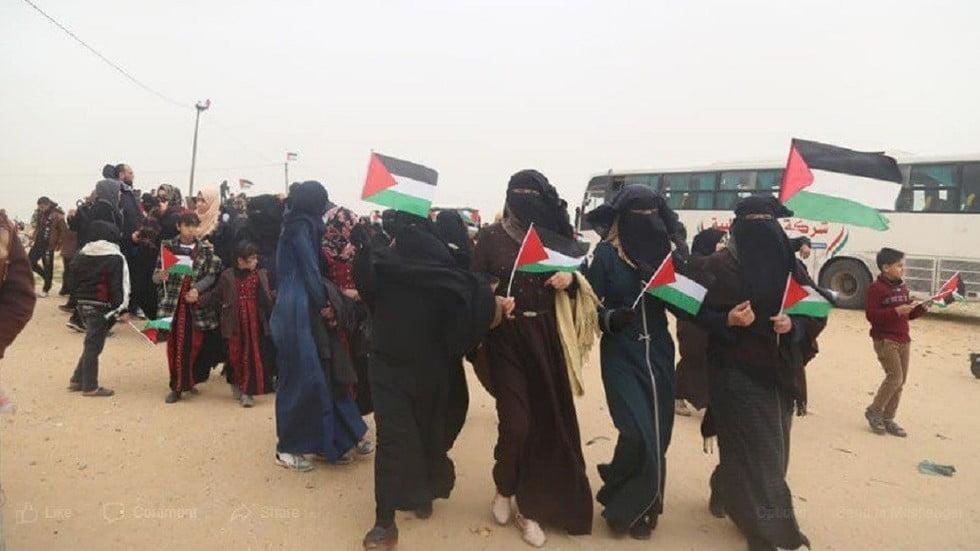 زنان غزه 2 - چه کسی زنان غزه را داعشی خواند؟