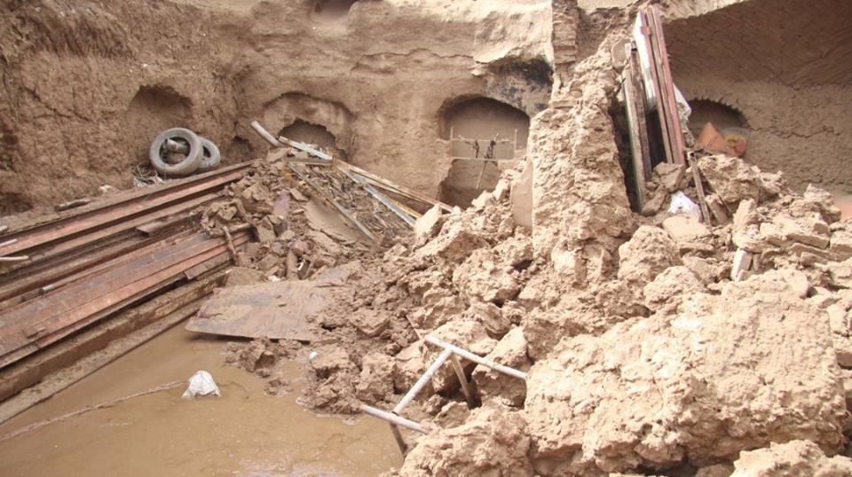سیلابهرات 6 - بیجا شدن 42 هزار افغان براثر جاری شدن سیلاب ها