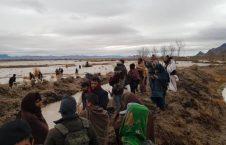 سیل 226x145 - دستور رییسجمهور غنی برای رسیدهگی به مشکلات آسیب دیدگان سیلابها