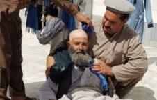 عبد الغنی 226x145 - درگذشت پیر مرد افغان که صدها کیلومتر برای صلح راه رفت