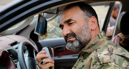 عطا محمد نور 2 550x295 - واکنش عطا محمد نور به تشدید حملات طالبان در شمال و ولایت بلخ