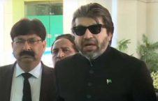 علی محمد خان 226x145 - سخنان جنجالی علی محمد خان درباره دشمن شماره یک پاکستانی ها
