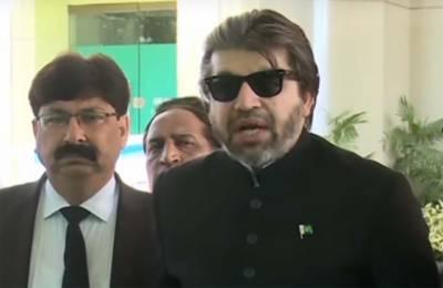 علی محمد خان - سخنان جنجالی علی محمد خان درباره دشمن شماره یک پاکستانی ها