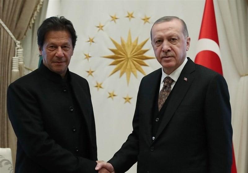 عمران خان اردوغان - عمران خان دست به دامان اردوغان شد!