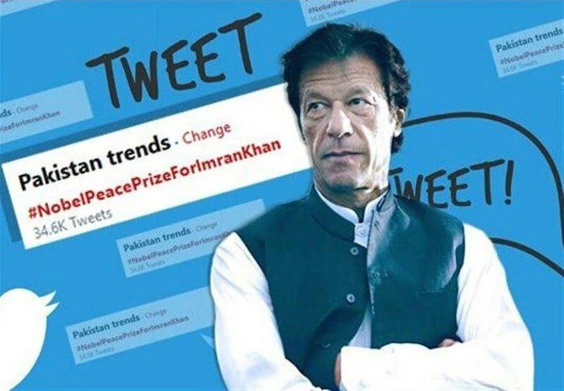 عمران خان - تصویر/ پیروزی سیاسی عمران خان پس از آزادی پیلوت هندی
