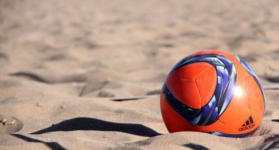 فوتبال ساحلی 1 550x295 - تیم ملی فوتبال ساحلی افغانستان در برابر فلسطین تن به شکست داد