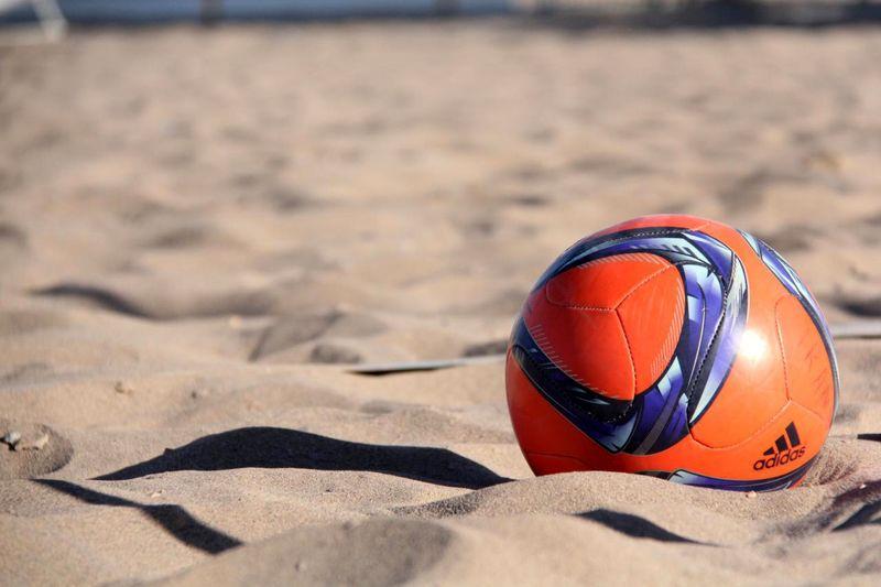 فوتبال ساحلی 1 - تیم ملی فوتبال ساحلی افغانستان در برابر فلسطین تن به شکست داد