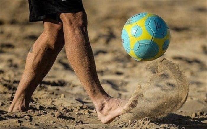 فوتبال ساحلی - اشتراک ملی پوشان کشورمان در رقابت های فوتبال ساحلی قهرمانی آسیا