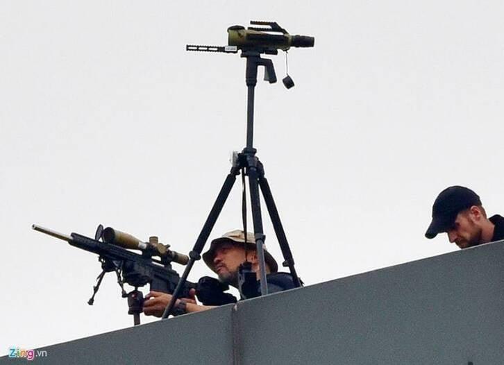 محافظان ترمپ 1 - تصاویر/ محافظان خاص ترمپ