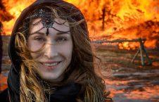 مردم روسیه 1 226x145 - تصاویر/ خداحافظی مردم روسیه با موسم زمستان