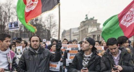 مهاجر 550x295 - اخراج بیش از ۵۰۰ مهاجر طی سه سال گذشته از جرمنی به افغانستان
