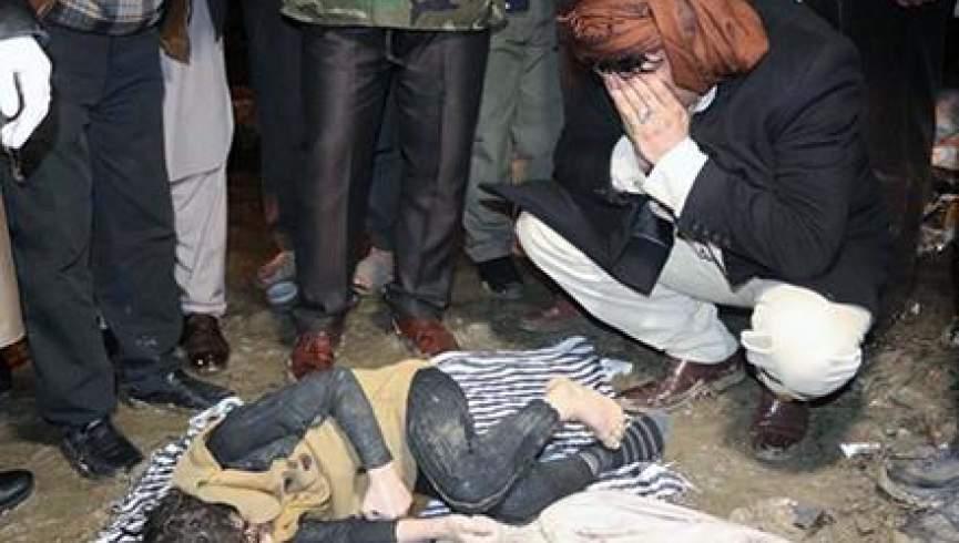 مهسا - اختطاف گران به مهسای شش ساله رحم نکردند + عکس