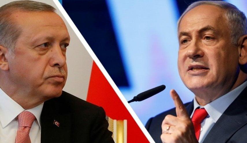 نتانیاهو اردوغان - نتانیاهو: اردوغان دیکتاتور است!