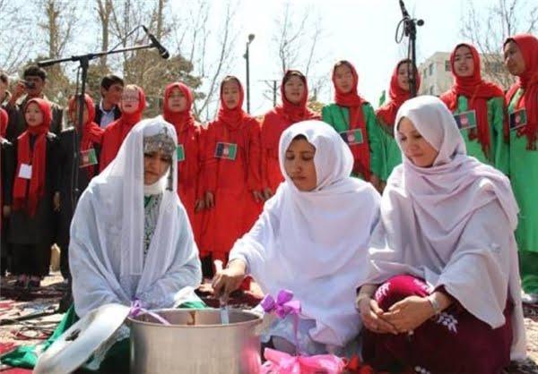 نوروز - آیین و رسوم نوروزی در افغانستان