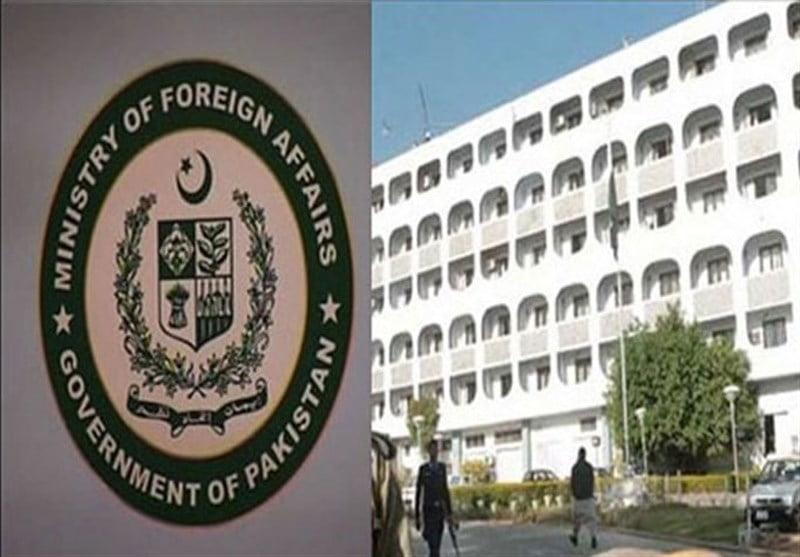 وزارت امور خارجه پاکستان - هشدار وزارت امور خارجه پاکستان به رییس جمهور غنی