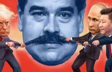 ونزویلا 226x145 - تصویر/ جنگ بر سر ونزویلا!