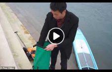 ویدیو راهکار باورنکردنی کارمند چینای 226x145 - ویدیو/ راهکار باورنکردنی کارمند چینایی برای فرار از ترافیک