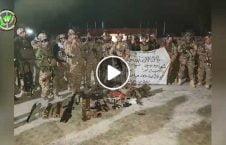 ویدیو عملیات امنیت ملی طالبان بغلان 226x145 - ویدیو/ عملیات هدفمند امنیت ملی بالای قرارگاه گروه طالبان در بغلان