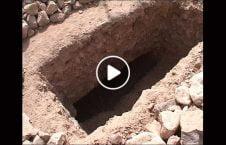 ویدیو قبر کندن داعش 226x145 - ویدیو/ قبر کندن داعشی ها