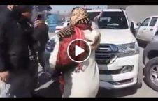 ویدیو لت کوب پولیس ولسی جرگه 226x145 - ویدیو/ لت و کوب پولیس توسط یک نماینده زن ولسی جرگه