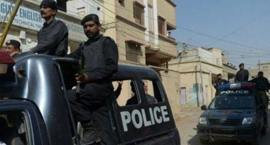 پاکستان 550x295 - پولیس پاکستان ۸۴ مهاجر افغان دستگیر کرد