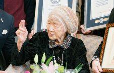 کانه تاناکا 226x145 - تصویر/ پیر ترین زن جهان